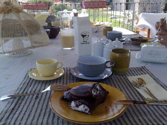 Il Casale Degli Incanti: La colazione dei sogni
