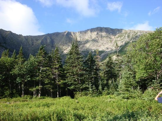 Baxter State Park Campgrounds