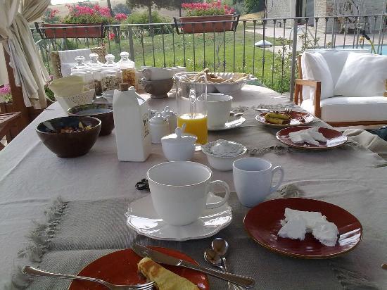Il Casale Degli Incanti: La colazione dei sogni 2