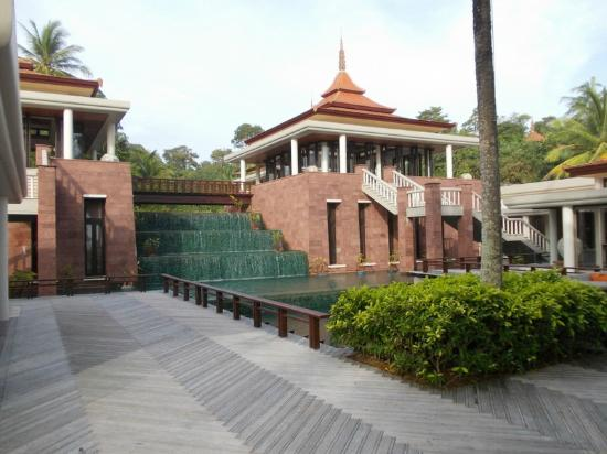 Trisara Phuket: Lobby