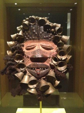 National Museum of African Art: African Ceremonial mask