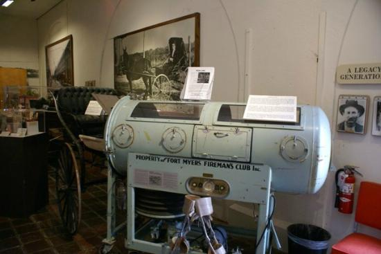 IMAG History & Science Center: The Iron Lung