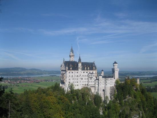 European Castles Tours: Castelo do Rei Ludwig, em Schangau