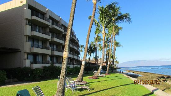 Paki Maui Resort: ocean view rooms
