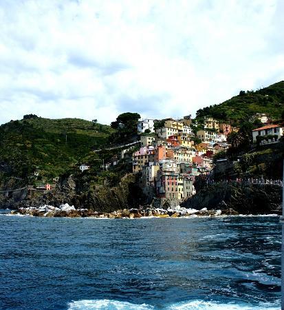 Crismar Hotel : Cinque Terre area of Italy - Riomaggiore