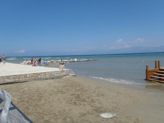 Roda Beach Resort & Spa: Stand