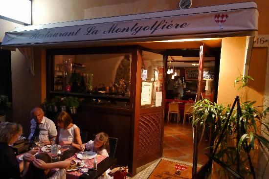 montgolfiere restaurant monaco