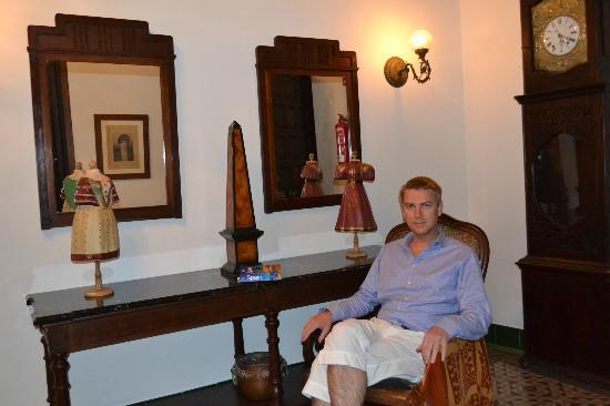 Hotel Posada de Palacio: Authentic place