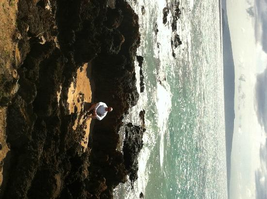 Kihei Surfside: Hidden sand