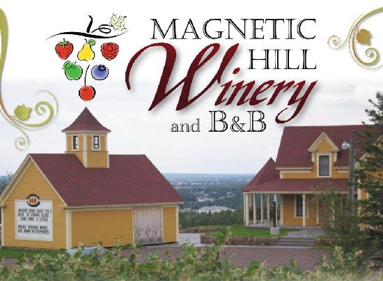 ‪Magnetic Hill Winery‬