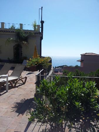 Santa Caterina Hotel: Vista panoramica
