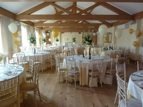 The Stanwick Hotel: Reflections our weddings suite