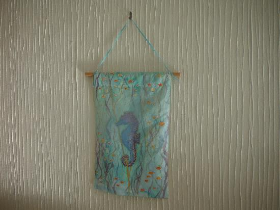 Seahorses Holiday Guest House : Decor