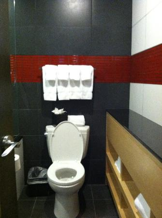 Bathroom Picture Of Tryp New York City Times Square