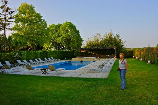 Hotel Mas Pau: Swimming pool