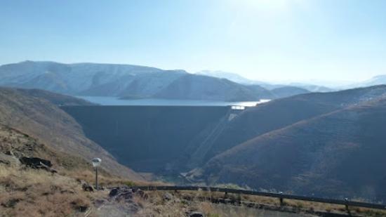 Maseru, Lesotho: Mohale Dam