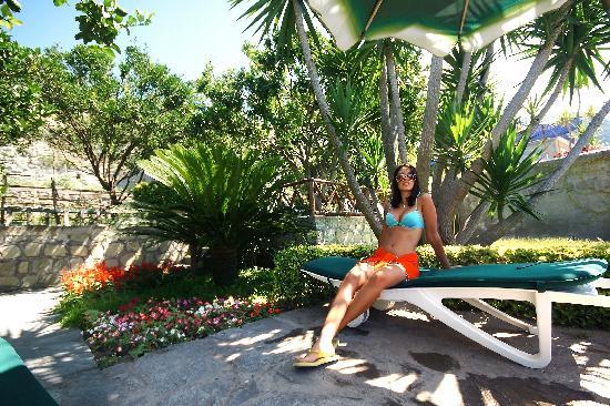 Hotel Pensione Monti : Spazio Relax