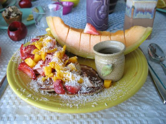 Deer Run Bed & Breakfast: Sweet Breakfast