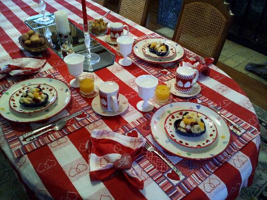 Rock Island IL Breakfast Table Setting : table setting for breakfast pictures - Pezcame.Com