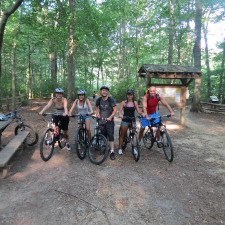 Bike Tours New York : Sandy Hook/Hawthorne