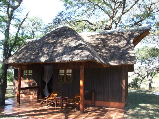Thula Thula Exclusive Private Game Reserve and Safari Lodge: My Chalet
