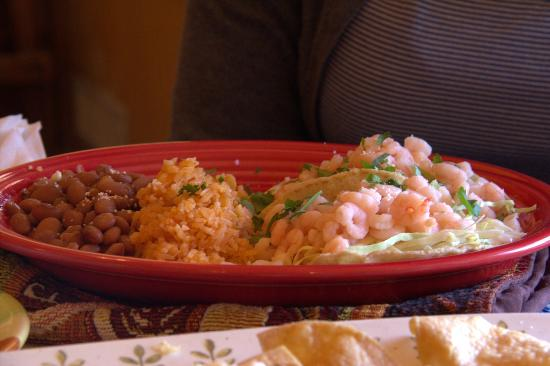 Rio Cafe: To-die-for shrimp tacos
