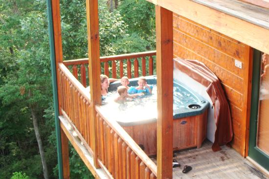 Gatlinburg Falls Resort: great escape