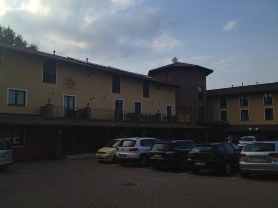 Hotel Villa Glicini: esterno