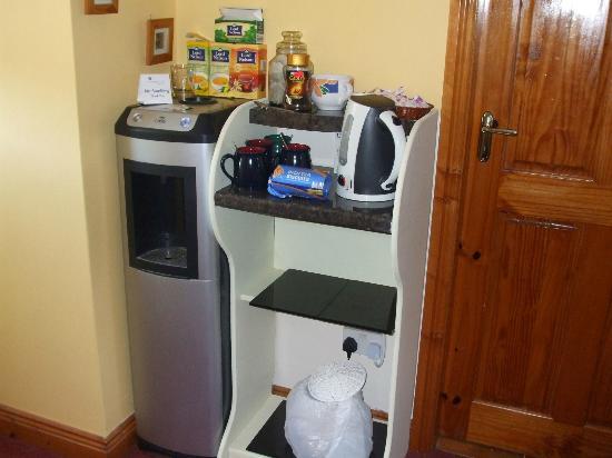 Arklow Bay Orchard B&B: Tea/Coffee/Water facilities