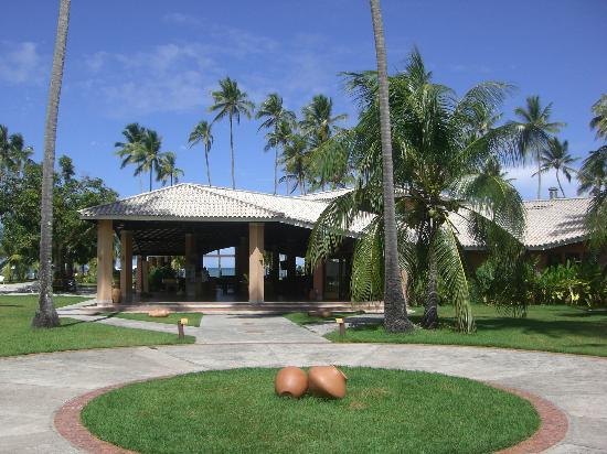 Patachocas Beach Resort: Restaurant