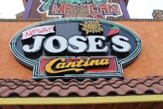 No Way Jose's Cantina : Yum!