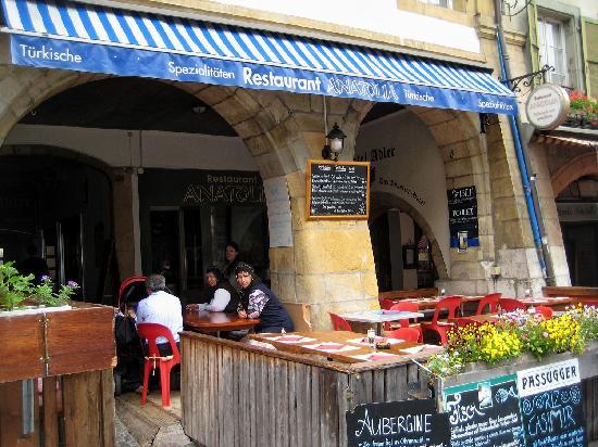 Restaurant Anatolia : The restaurant