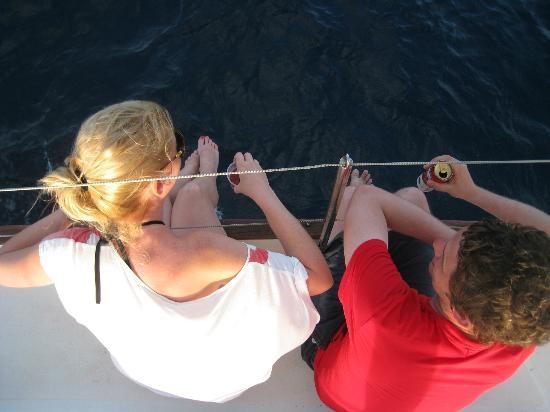 Compass Sailing