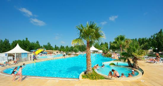 Siblu Villages - La Carabasse : piscine