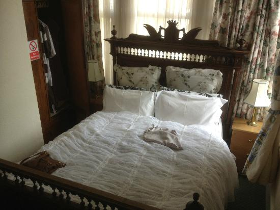 The Rose House Hotel: Bedroom