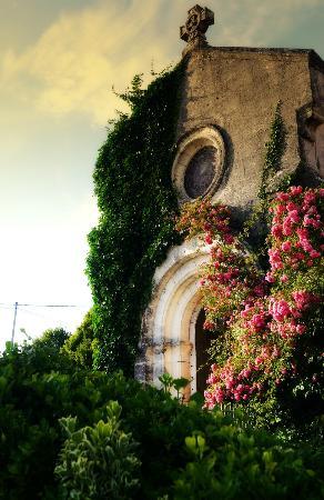 Chateau de Fayolle: Chapel