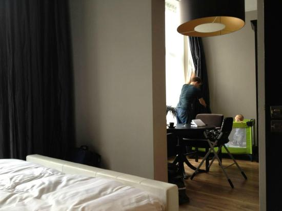 Residenz Stadslogement : in the room