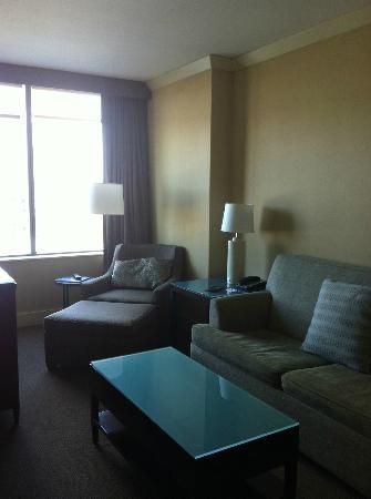 The Westin Bellevue: sitting area