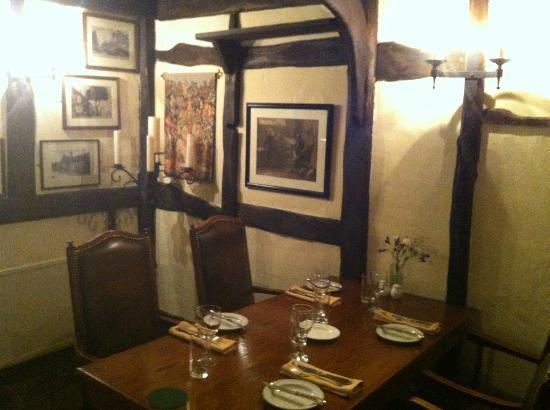 Random Hall: Dining Room