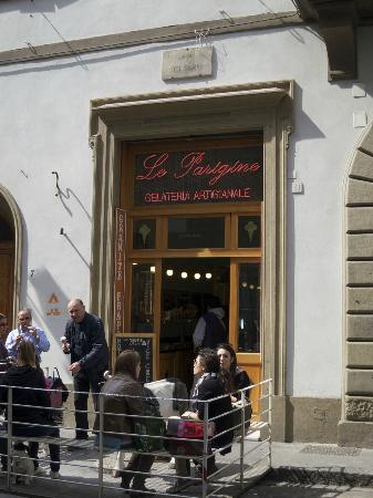 Gelateria Le Parigine