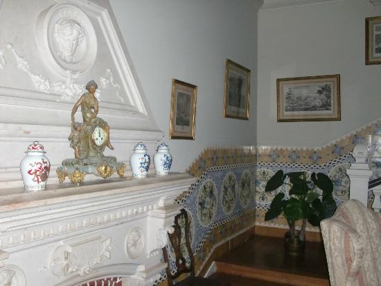 Palacio De Rio Frio: Living Room