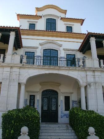 Palacio De Rio Frio: Entrance