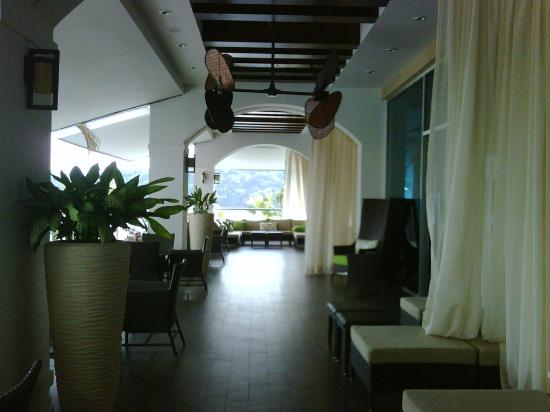 The Westin Playa Bonita Panama: Bar deck
