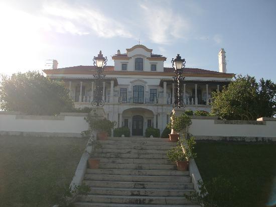 Palacio De Rio Frio: View from Garden