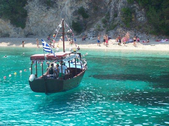 Ipsos, Griechenland: Trip To Blue Lagoon