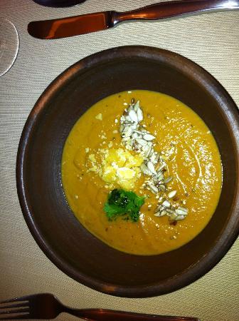 Los Chocos : Soup