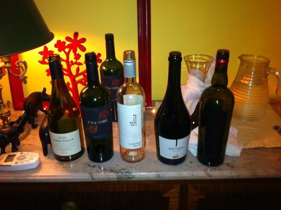 Los Chocos : Wines
