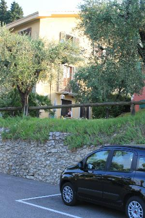 Appartamenti Arca & Ca' Mure: Parkering samt Arca