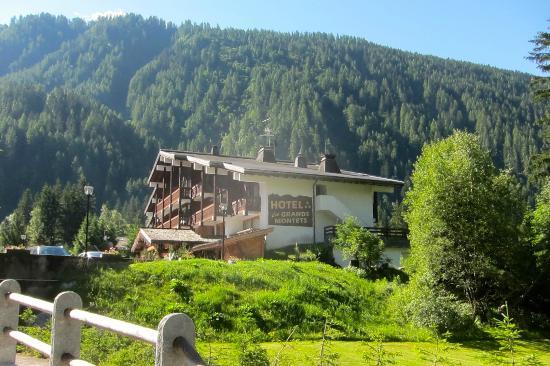Hotel Les Grands Montets: Hotel