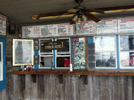 Little Jackss Seafood Restaurant And Lobster Pool Hampton